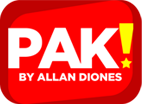 PAK! by Allan Diones